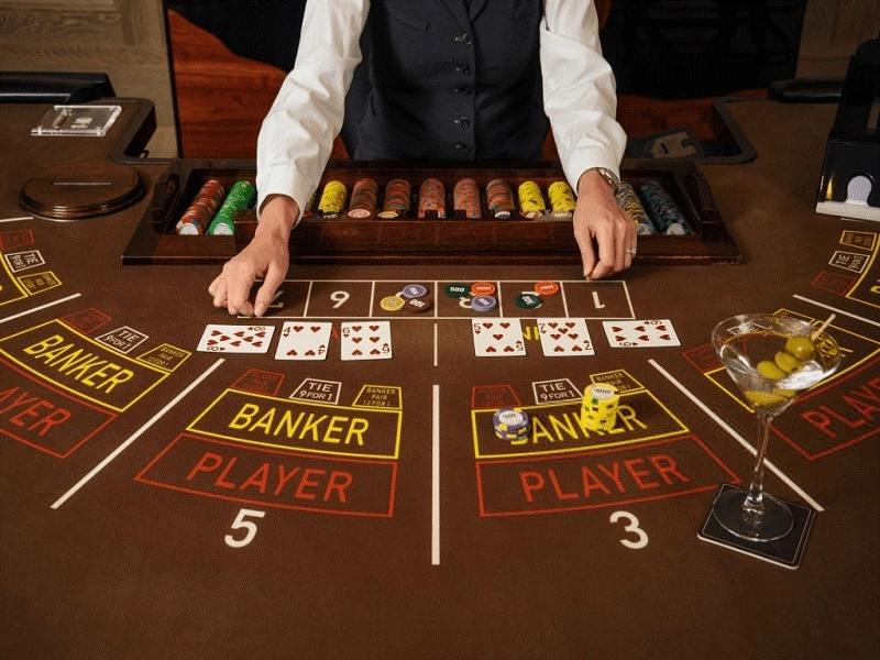 Cách chơi Baccarat nhanh thắng dành cho người chơi