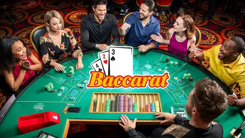 Baccarat tại V9bet