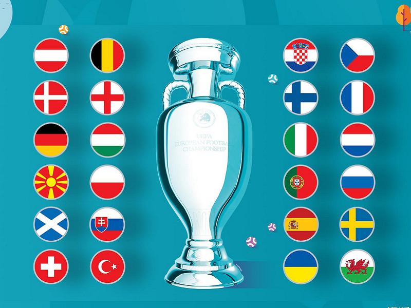Cá độ bóng đá euro 2020