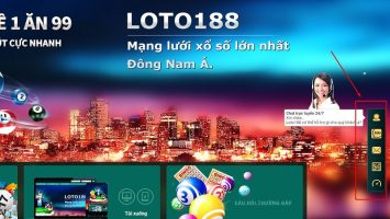 Hướng dẫn đăng ký tài khoản tại Loto188